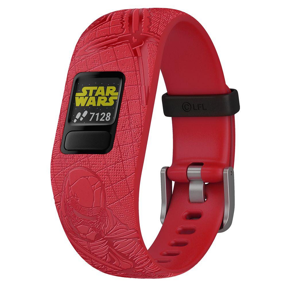 Dark Side vivofit jr. 2 Activity Tracker for Kids by Garmin – Star Wars