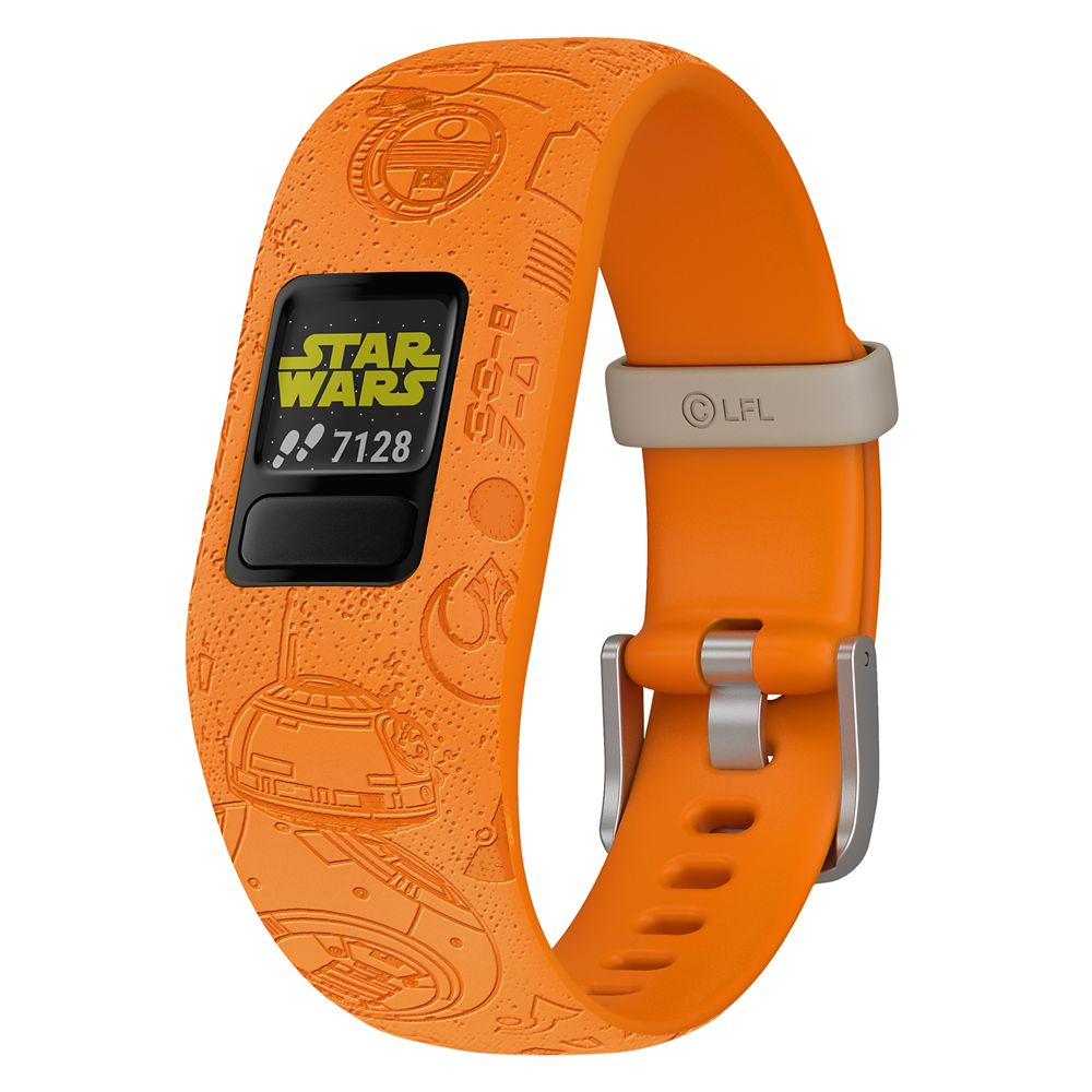 Light Side vivofit jr. 2 Activity Tracker for Kids by Garmin – Star Wars