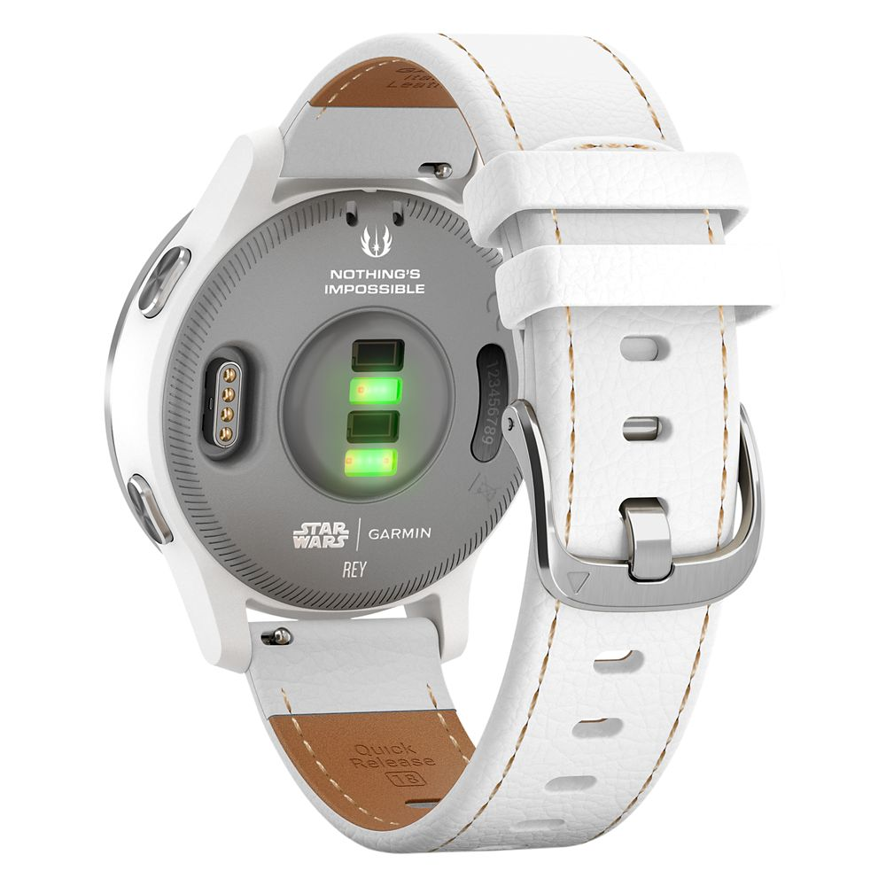 Rey Smartwatch by Garmin – Star Wars: The Rise of Skywalker – Special Edition