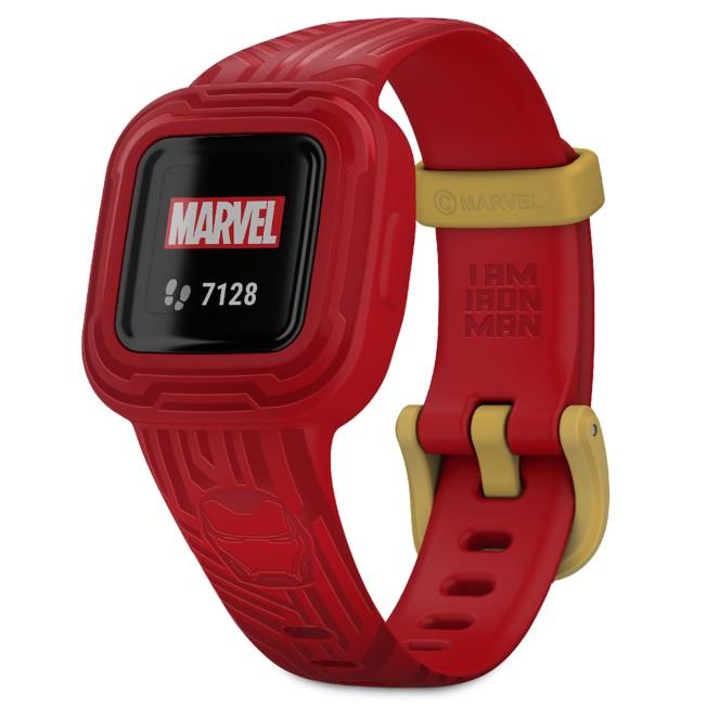 Iron Man vivofit jr. 3 Fitness Tracker for Kids by Garmin
