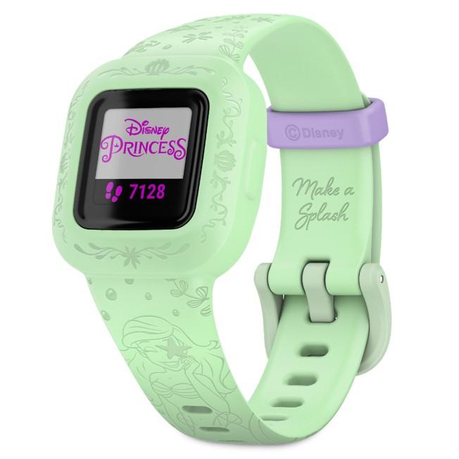 The Little Mermaid vivofit jr. 3 Fitness Tracker for Kids by Garmin