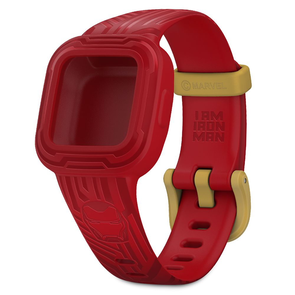 Iron Man vívofit jr. 3 Accessory Band by Garmin