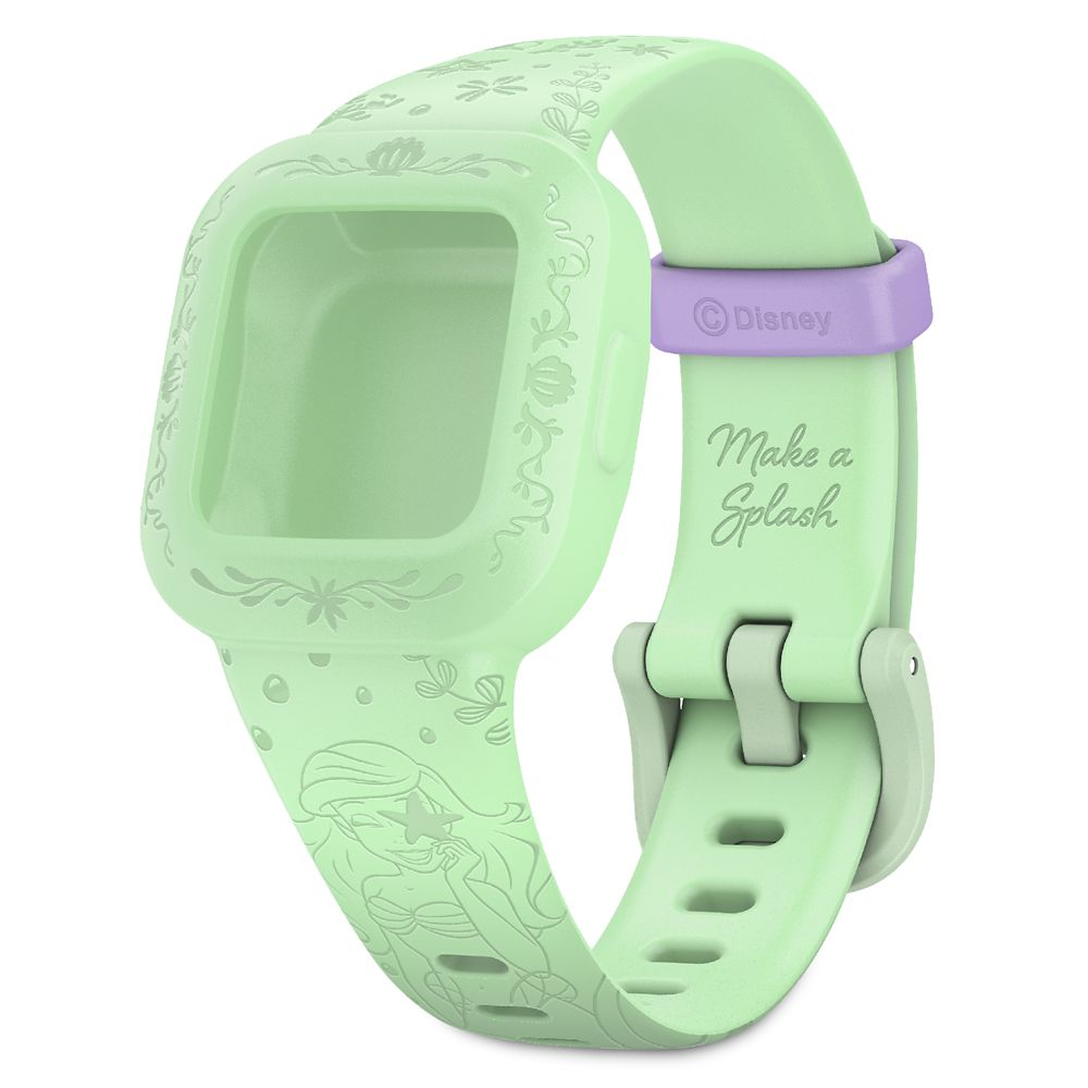 The Little Mermaid vívofit jr. 3 Accessory Band by Garmin