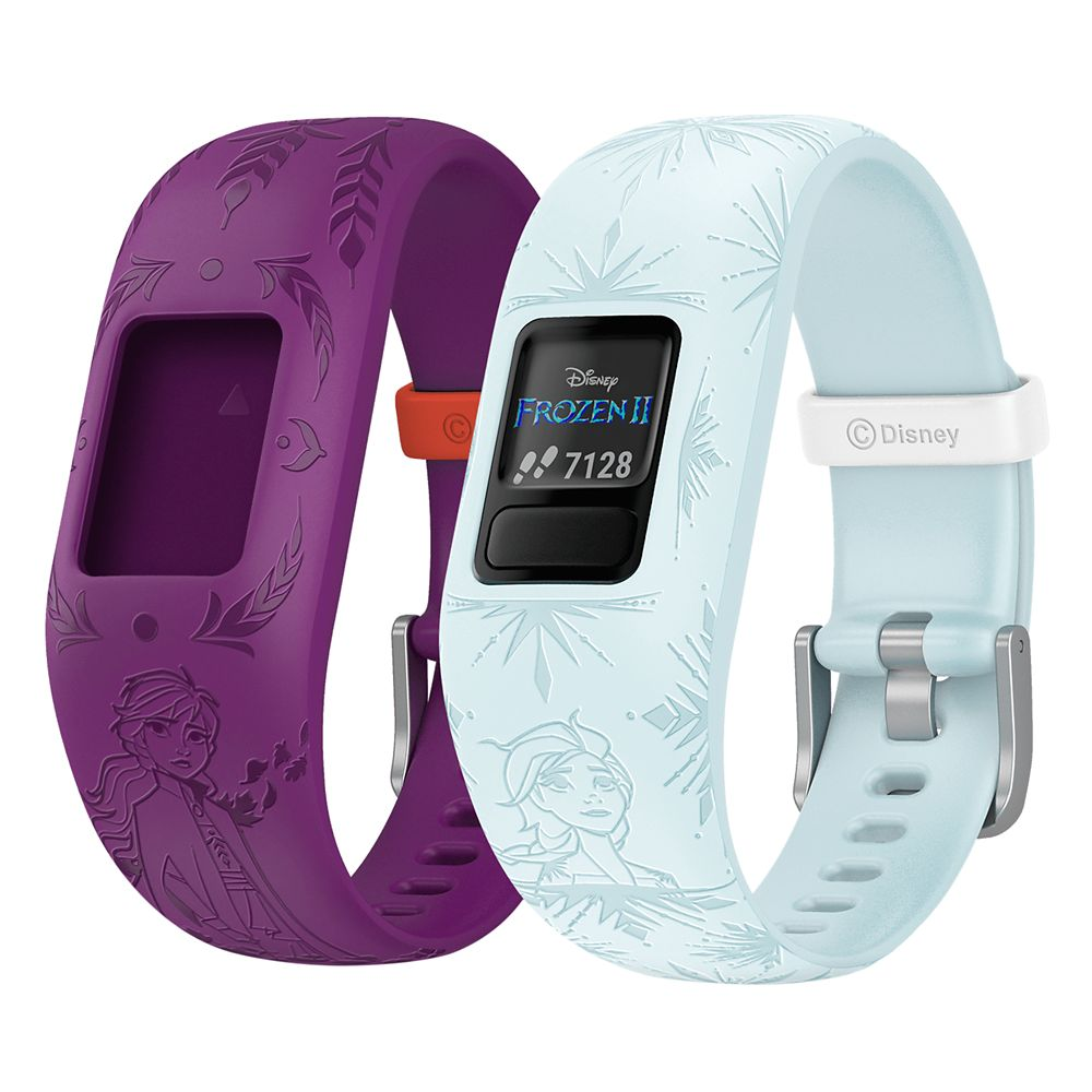 Frozen 2 vivofit jr. 2 Activity Tracker Set for Kids by Garmin