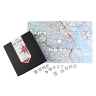 National Geographic My Town Personalized Wooden Puzzle – Map Scale: 1:26,000