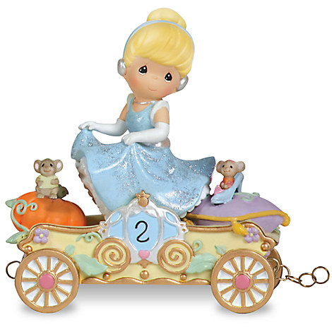 Second Birthday Cinderella Figurine by Precious Moments