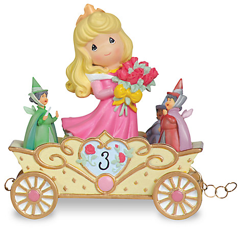Third Birthday Aurora Figurine by Precious Moments