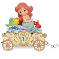 Ariel ''Make a Splash on Your Birthday'' Fourth Birthday Figurine by Precious Moments