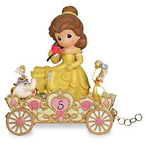 Belle ''A Beauty to Behold at Five