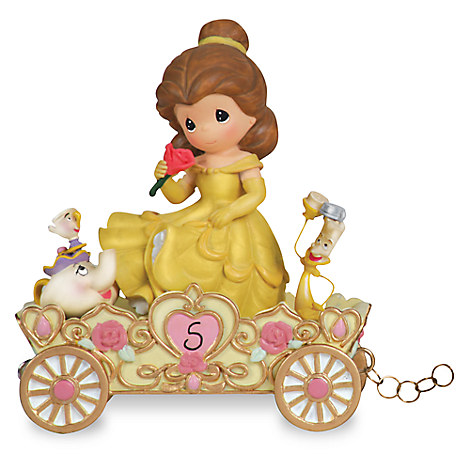 Belle ''A Beauty to Behold at Five Years Old'' Fifth Birthday Figurine by Precious Moments