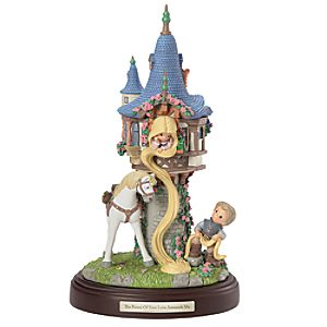 Rapunzel Musical Figurine by Precious Moments