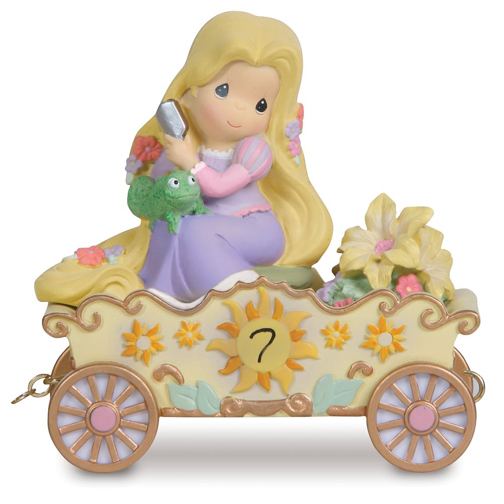 ''I'm in Heaven to Be Seven'' Birthday Rapunzel Figurine by Precious Moments