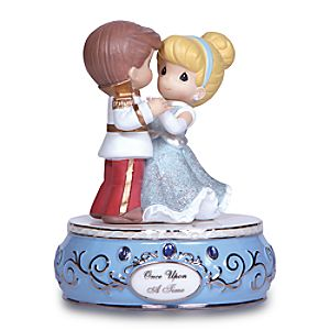 Cinderella and Prince Charming Figure by Precious Moments