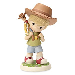 Boy as Woody Figure by Precious Moments