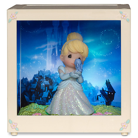 Cinderella Shadow Box by Precious Moments