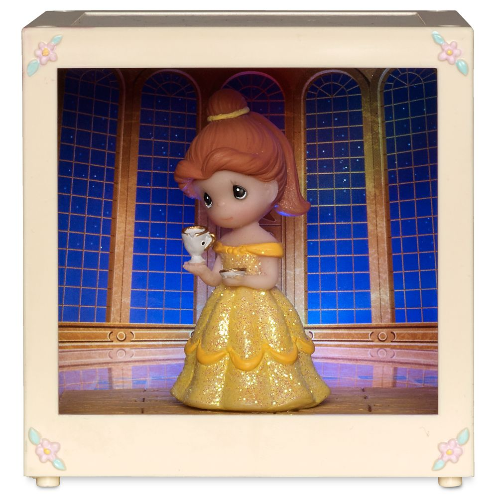 Belle Shadow Box by Precious Moments Official shopDisney