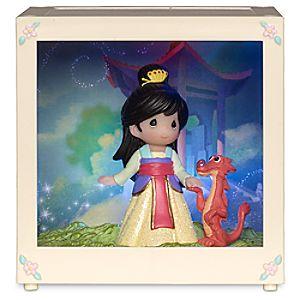 Mulan Shadow Box by Precious Moments