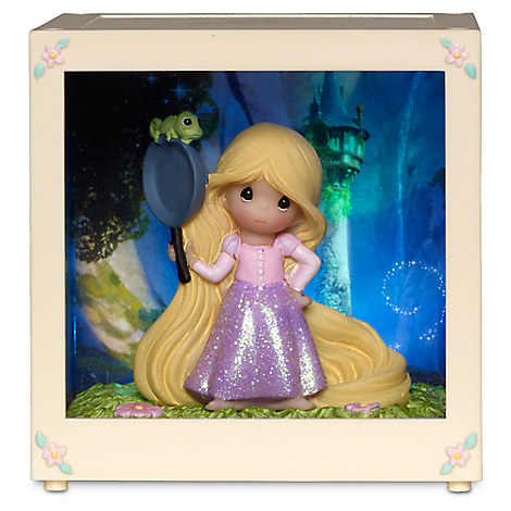 Rapunzel Shadow Box by Precious Moments