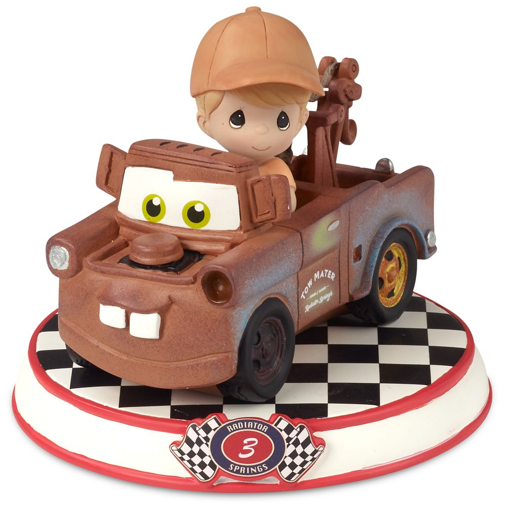 Tow Mater Figurine by Precious Moments – Cars