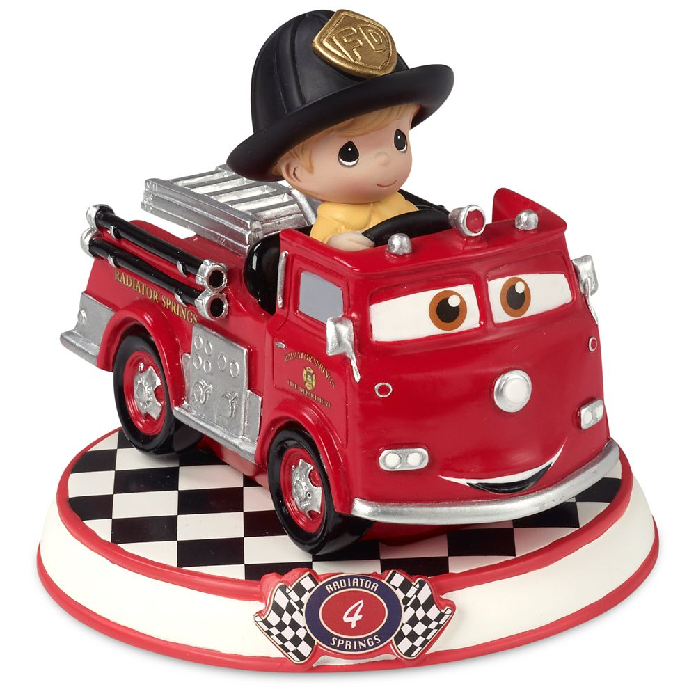 Red Figurine by Precious Moments – Cars
