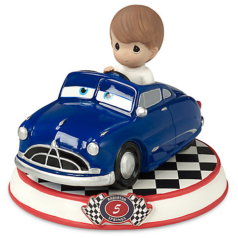 Doc Hudson Figurine by Precious Moments - Cars