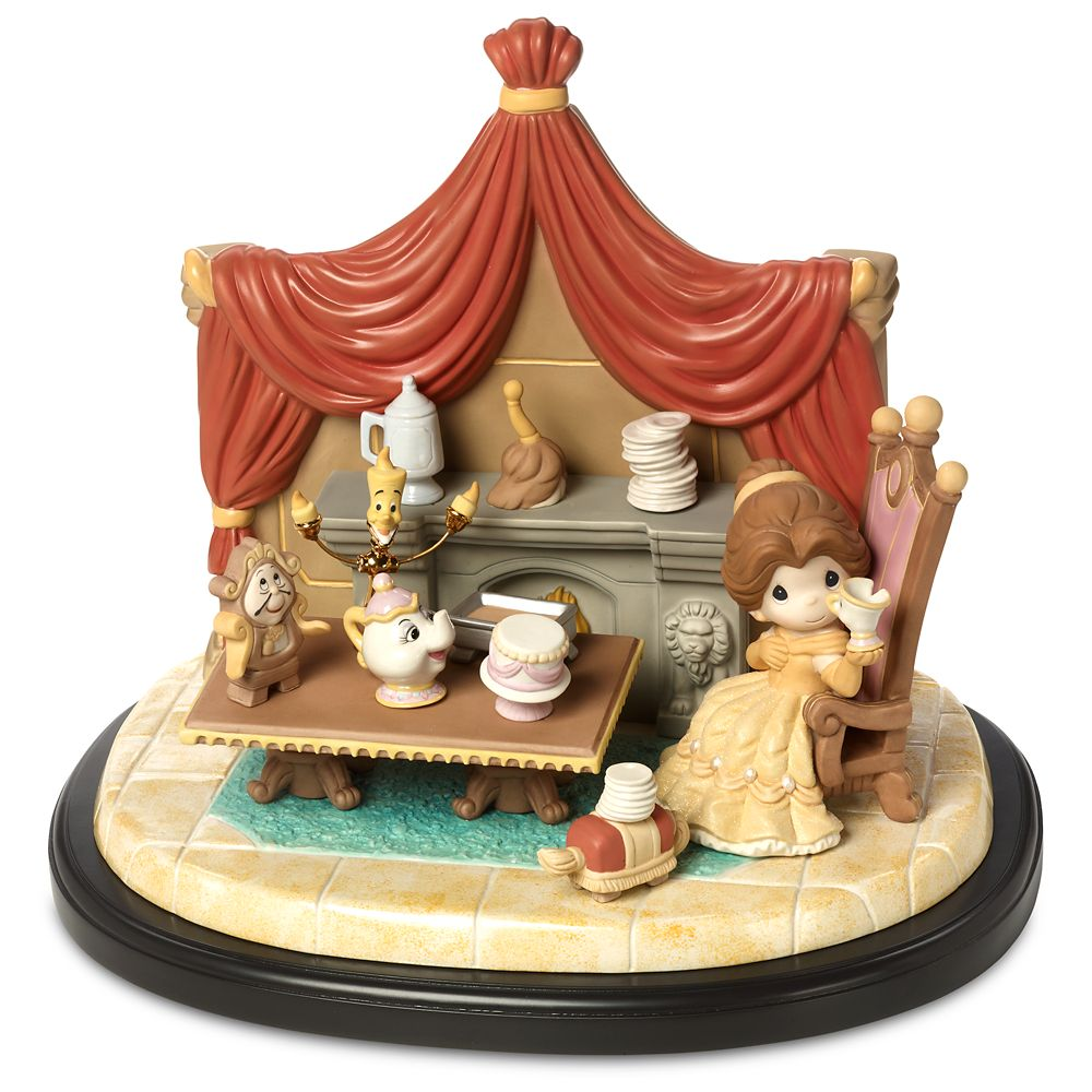 Belle ''Be Our Guest'' Limited Edition Figurine by Precious Moments Official shopDisney