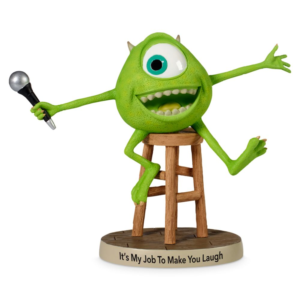 Mike Wazowski Figurine by Precious Moments