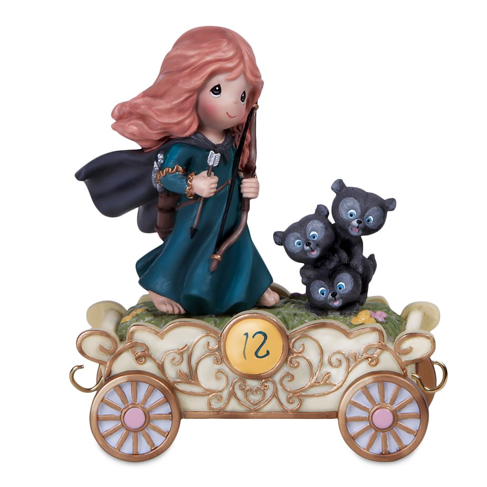 Merida ''Fulfill Your Dreams'' Birthday Figurine by Precious Moments