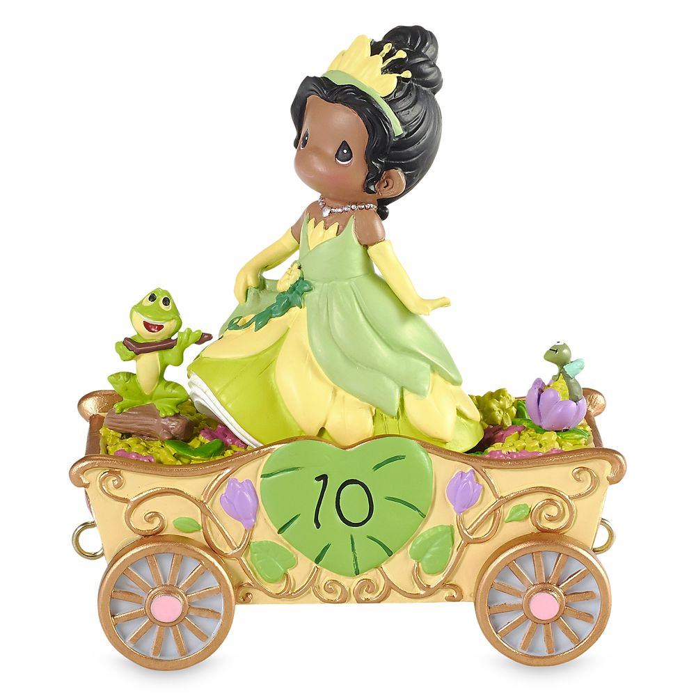 Tiana Disney Birthday Parade Figure by Precious Moments