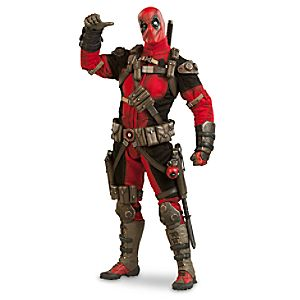Deadpool Sixth Scale Figure by Sideshow Collectibles 6811047970364P