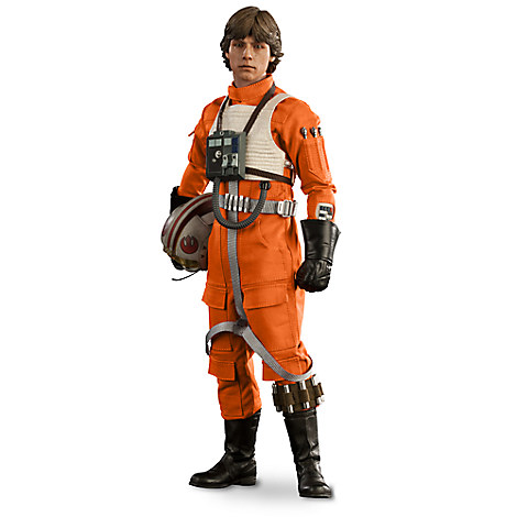 Luke Skywalker: Red Five X-wing Pilot Sixth Scale Figure by Sideshow Collectibles