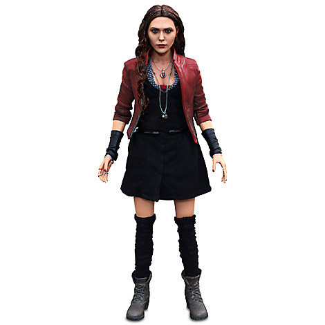Scarlet Witch Sixth Scale Collectible Figure by Hot Toys