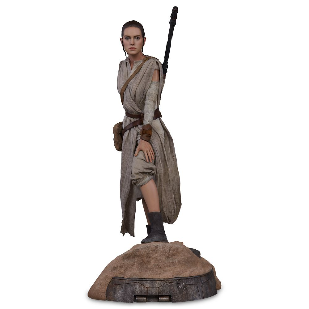 Rey Premium Format Figure by Sideshow Collectibles – Limited Edition