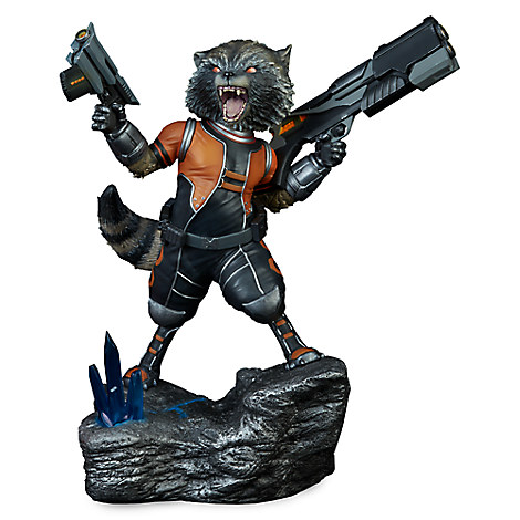 Rocket Raccoon Premium Format Figure by Sideshow Collectibles - Limited Edition