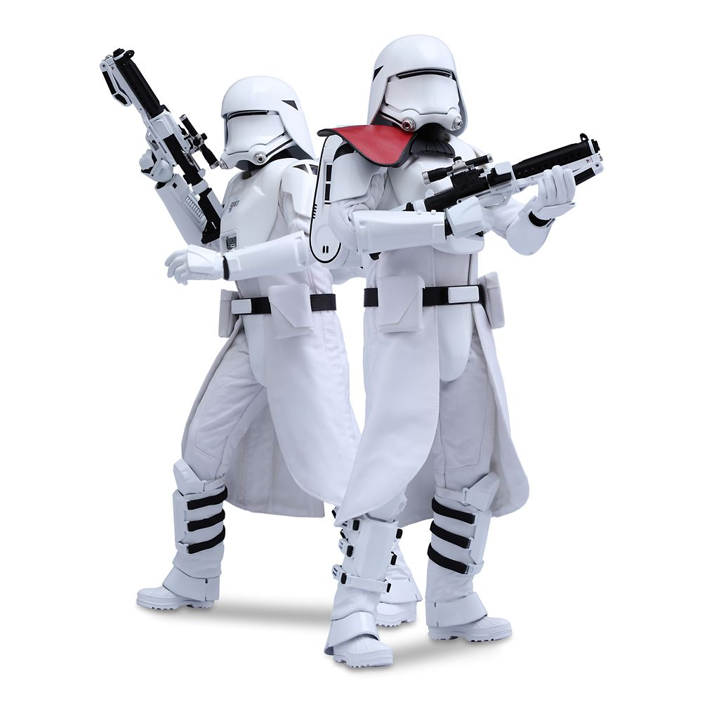 First Order Snowtroopers Figure Set by Hot Toys – Star Wars: The Force Awakens