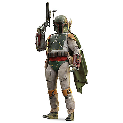 Boba Fett Sixth Scale Figure by Hot Toys - Star Wars: Return of the Jedi