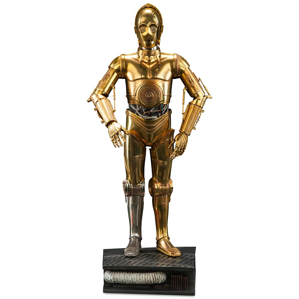 C-3PO Premium Format Figure by Sideshow Collectibles – Star Wars