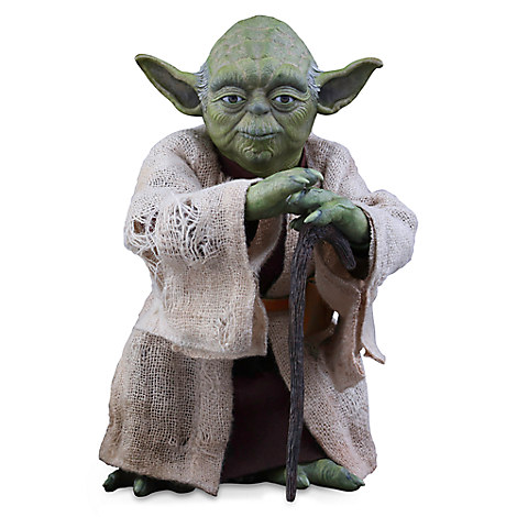 Yoda Sixth Scale Figure by Hot Toys - Star Wars