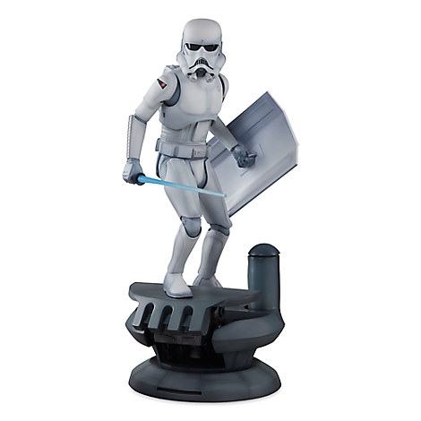 Ralph McQuarrie Stormtrooper Figure by Sideshow Collectibles - Star Wars