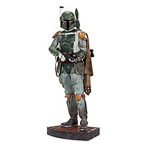 Boba Fett Life-Size Figure by Sideshow Collectibles - Star Wars 6811047971523P