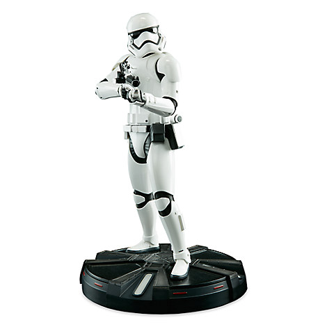First Order Stormtrooper Premium Format Figure by Sideshow Collectibles - Star Wars