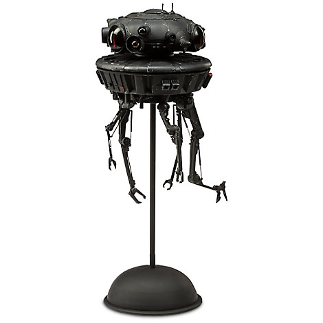 Imperial Probe Droid Sixth Scale Figure by Sideshow Collectibles - Star Wars