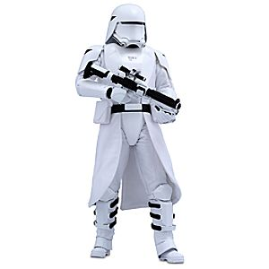 First Order Snowtrooper Sixth Scale Figure by Hot Toys - Star Wars 6811047971592P
