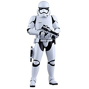First Order Stormtrooper Sixth Scale Figure by Hot Toys - Star Wars 6811047971594P