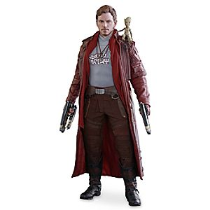 Star-Lord Deluxe Sixth Scale Figure by Hot Toys - Guardians of the Galaxy Vol. 2 6811047972441P