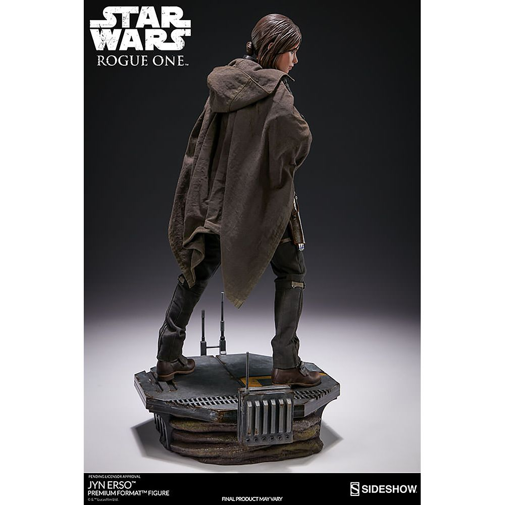 Jyn Erso Premium Format Figure by Sideshow Collectibles – Limited Edition