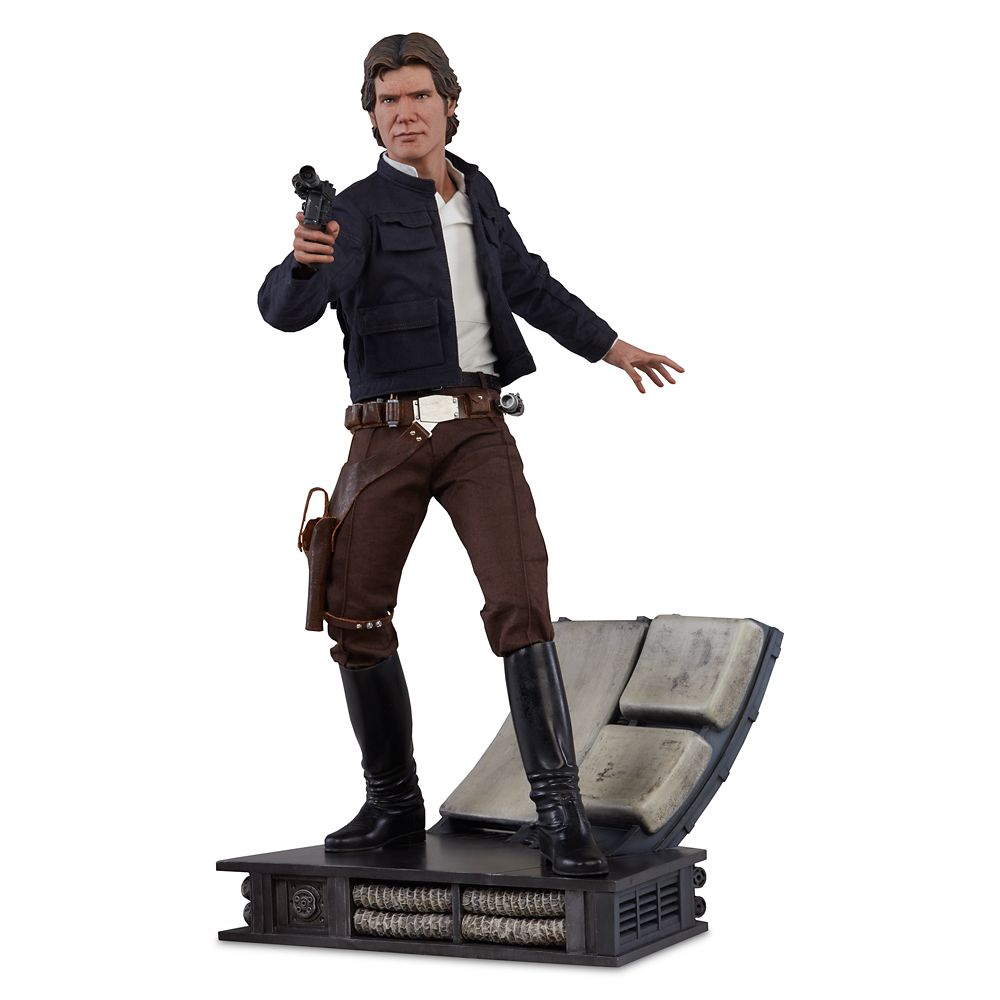 Han Solo Premium Format Figure by Sideshow Collectibles – Limited Edition