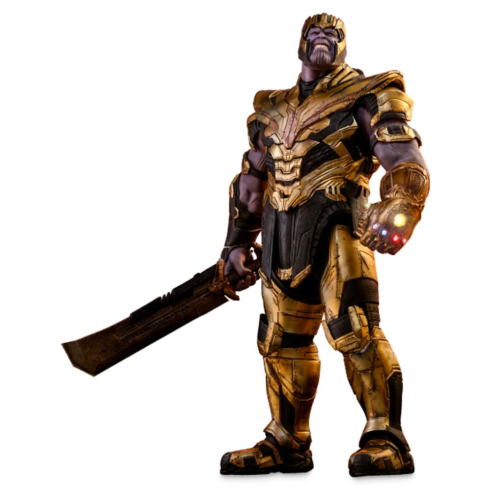 Thanos Sixth Scale Collectible Figure by Hot Toys – Avengers: Endgame