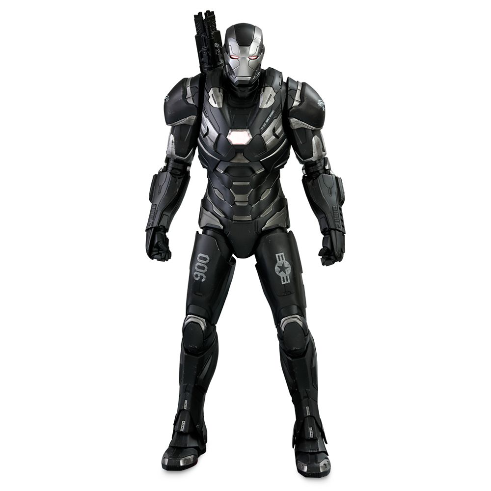 War Machine Sixth Scale Collectible Figure by Hot Toys –Avengers: Endgame