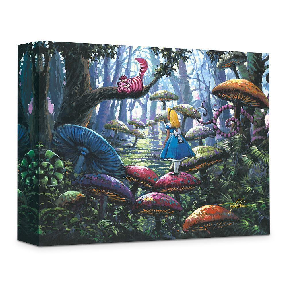 ''A Smile You Can Trust'' Giclée on Canvas by Rodel Gonzalez Official shopDisney